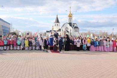 Состоялся в ежегодный городской фестиваль-праздник «Живи и здравствуй, Русь Святая!»