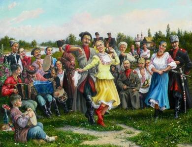 Концерт казачьей культуры «Любо, братцы, любо»